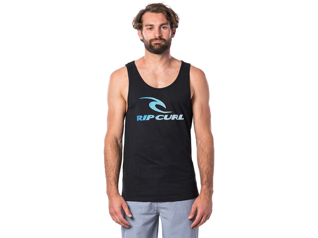 Rip Curl The Surfing Company Tank Men, black
